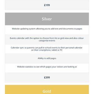 Corporate Website Packages Design Responsive