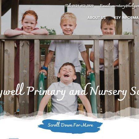 Holywell School Website